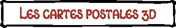 L'ornithorynque périgourdin | Titre Cartes postales 3D