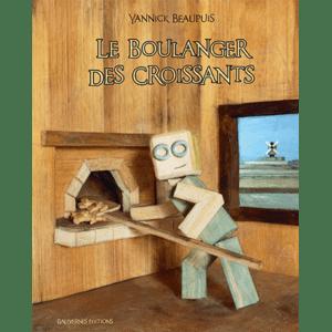 L'ornithorynque périgourdin – Livre – Le boulanger des croissants