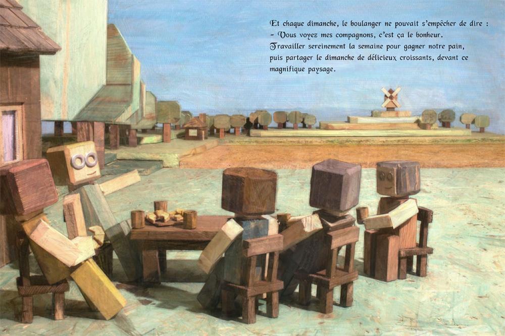 L'ornithorynque périgourdin | Livres - Le boulanger des croissants 02
