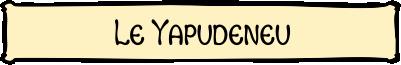 L'ornithorynque périgourdin | Yapudeneu